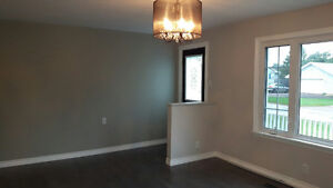FOR SALE IN SACKVILLE NB completely renovated bungalow