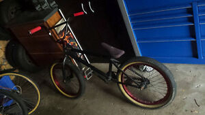 Fit Mac 2 bmx for sale!!