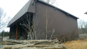 Barn for sale for removal
