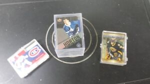 Old collectibles hockey stuff and cards great shape best offer Belleville Belleville Area image 3
