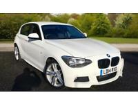2014 BMW 1 Series 116i M Sport Step Automatic Petrol Hatchback