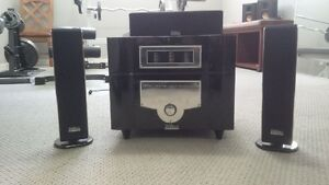 DiVinci receiver and speakers