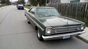 1966 Plymouth Belvedere:  North Carolina Car