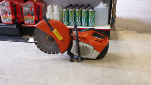 Used Stihl Concrete Saw for Sale!