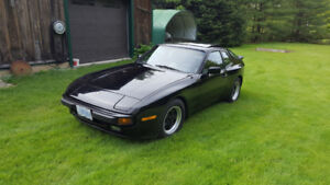 Early 1985 Porsche 944 N/A - Great condition, super clean