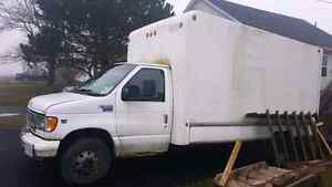 Make a offer  2001 Ford E350 Diesel