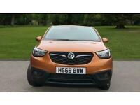 Vauxhall CROSSLAND X 1.2T ecoTec (110) SE (6 Speed) (S/S) Premium Paint Hatchbac