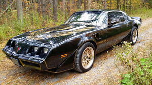 1980 Pontiac Firebird Trans Am (Turbo)