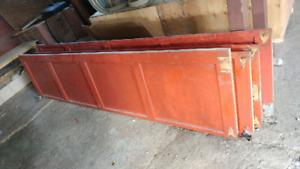 9 x 8 garage door