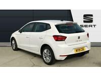 2019 SEAT Ibiza 1.0 SE Technology [EZ] 5dr Petrol Hatchback Hatchback Petrol Man
