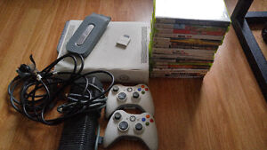 Xbox 360 with Extras ! $180.00 OBO !!