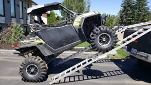 TRADE RZR FOR HARLEY