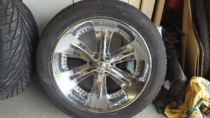gm rims and tires London Ontario image 1