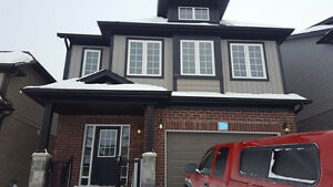 New House in Vista Hills For Rent - Near Waterloo U, & Boardwalk Kitchener / Waterloo Kitchener Area image 1