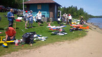 Fredericton Model Aircraft Club - Float Fly