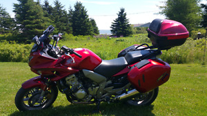 Honda CBF 1000A - located gordon cove, PEI
