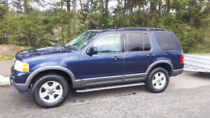 2003 Ford Explorer SUV - Price Reduced, need it gone ASAP