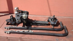 Complete Hitch for RV trailer
