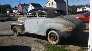 1941 pontiac coupe price reduced 5000.00 obo