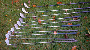 Golf Clubs - Set of Irons and Woods - XPC / Grand Slam Stratford Kitchener Area image 1