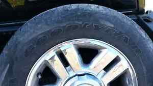 265 65 18 tires off 2008 f150 Peterborough Peterborough Area image 2