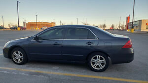 2007 Honda Accord sedan Sedan