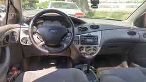 Ford focus zts 78 000km!!
