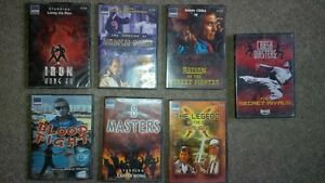 DVD Martial Arts movies Cambridge Kitchener Area image 1