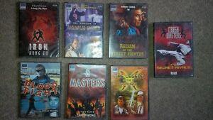 DVD Martial Arts movies Cambridge Kitchener Area image 1