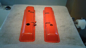 71/73 350cu. Valve Covers Low Style Of Covers Kitchener / Waterloo Kitchener Area image 2