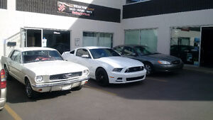 Mustang Shop located in Sherwood Park Strathcona County Edmonton Area image 9