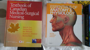 First year Rpn books for lambton college