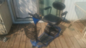 Electric mobility scooter 250 obo