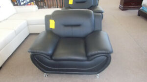 New funky black chairs. $349. Wyse Buys 902 464 0010