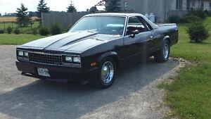 1985 Chevrolet El Camino SS 454