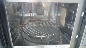 CONVECTION MICROWAVE OVEN - ALL IN ONE - COOK BAKE MICROWAVE Strathcona County Edmonton Area image 2