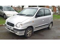 Hyundai Amica 1.0 GSI (silver) 2000