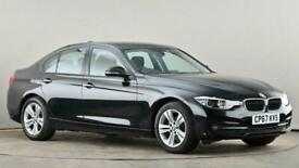 image for 2018 BMW 3 Series 318i Sport 4dr Saloon petrol Manual