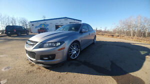 Mazdaspeed 2.3L MZR DISI brand new built block