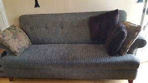 couch chair and ottoman