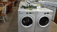 Front load washer+dryer - NEW !!