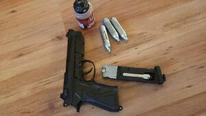 Pistolet a plomb - beretta