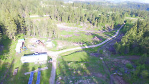 16+ ACRES-Privacy, views & many building sites