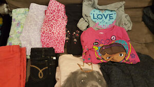 Little Girl size 4-5 clothing LOT super cute $40 OBO