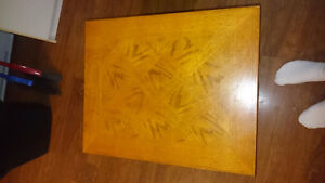 Coffee table with matching end tables St. John's Newfoundland image 3