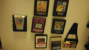 Gemini Video game system and 8 games