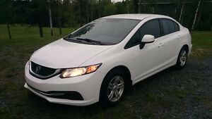 2013 Honda Civic Berline NEGO