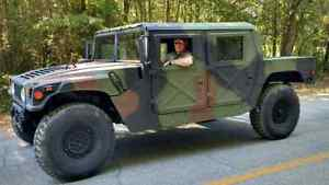 2000 AM General Military Hummer H1 - REAL DEAL -