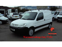2010 Citroen Berlingo First 1.6HDi ( 75ps ) NO VAT
