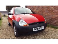 Ford Ka 1.3. Only 38800 miles from new. mot till 22-12-2017. Call David on 07423 196191.